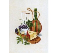 Cheese and Wine - 12-603C - 26ct