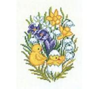 Chicks Hatching - 12-890 - 26ct