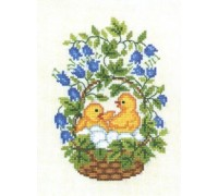 Chicks in a Basket - 12-891 - 26ct
