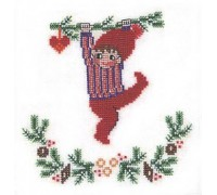 Christmas Elf - 25-130C - 26ct