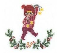 Christmas Pixie - 25-134C - 26ct