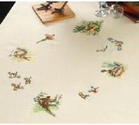 Wildlife Tablecloth