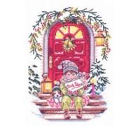 Letter For Santa - 14-099C - 26ct