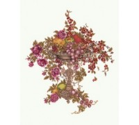 Ornate Fruits and Flowers - 12-597C - 26ct