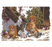 Puppies and Doves - 14-128