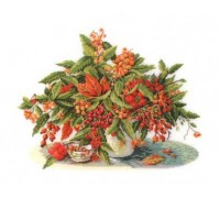 Red Berry Pot