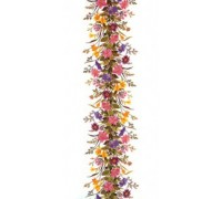 Spring Flowers Tablecloth - 12-4000C - 26ct