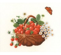 Strawberry Basket - 14-267C - 26ct