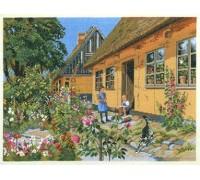 Summer Cottage - 12-758E - 19ct