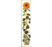 Sunflower in Bloom Bellpull