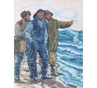 The Fishermen - 12-566C - 26ct