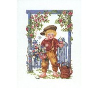 The Young Gardener - 12-989C - 26ct