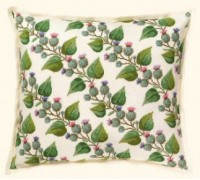 Thistles Cross Stitch Cushion - 01-4581B - 30ct