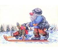 Winter Ride - 14-197C - 26ct