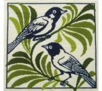 Resting Birds Tapestry