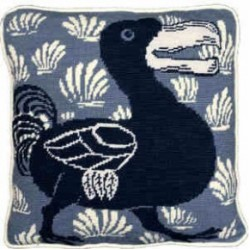 William de Morgan Counted Tapestry