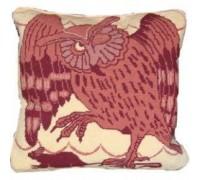 William de Morgan Owl Tapestry