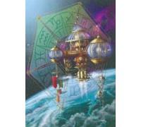 Bubble Telescope Chart - 08-2400 - chart only