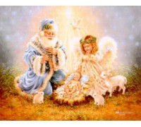 Christmas Miracle Chart - 08-1083 - chart only