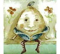 Humpty Dumpty Chart by Nancy Faulkner - 09-1619