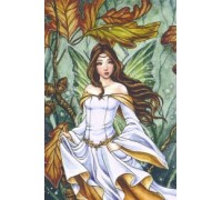 Oak Fairy Chart - 09-1087 - chart only