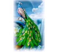 Peacock Chart - Heaven and Earth - 08-1925 - chart only