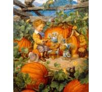 Peter Peter Pumpkin Eater Chart - 08-1196 - chart only