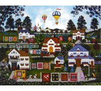 Quilts of Cape Cod Chart - 09-1609 - chart only