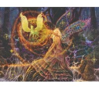 The Fairy Spell Chart - 07-2804 - chart only