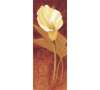 Calla Lily Panel by John Clayton