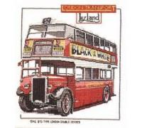 London Double Decker Bus - CLD159 - 27ct