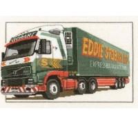 Eddie Stobart Volvo Truck FH12 - CED489 - 27ct