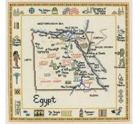 Map of Egypt - WMEG518 - 27ct