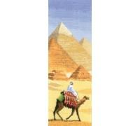 Egyptian Pyramids Panel