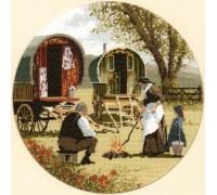 Gypsy Caravans Circle
