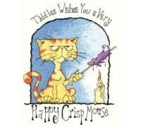Happy Crisp Mouse