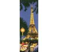 Paris Eiffel Tower Panel