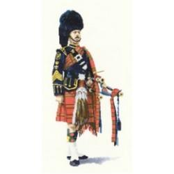 Military Cross Stitch - Malcolm Greensmith