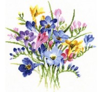 Freesia Posy