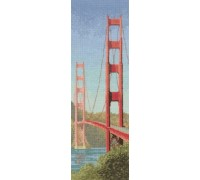 Golden Gate Bridge Panel