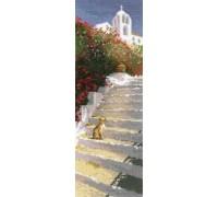 Greek Steps Panel