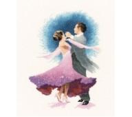 Ballroom Dancers by John Clayton