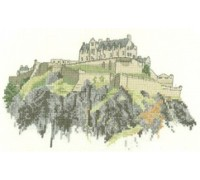 Edinburgh Castle by Heritage