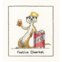 Festive Cheerkat