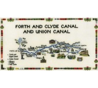 Forth and Clyde and Union Canal Map - MFCC963