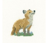 Fox Cub - Little Friends