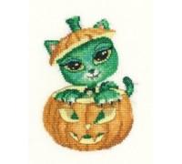 Halloween Kitty Kat