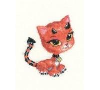Little Devil Kitty Kat - KKLD986 - 14ct