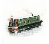 Modern Narrow Boat