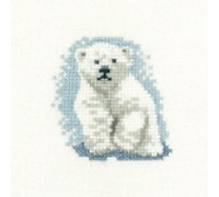 Polar Bear Cub - Little Friends